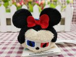 Minnie Mouse with 3D Glasses Tsum Tsum Mini
