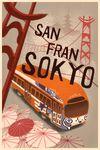 San Fransokyo Travel Poster 07