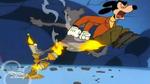 Lumiere burns Mortimer
