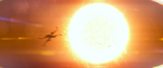 SW TFA - Starkiller explosion