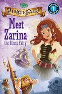 The Pirate Fairy -Meet Zaria the Pirate Fairy