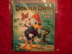 Donald Duck Private Eye