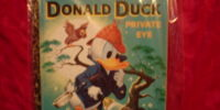 Donald Duck, Private Eye