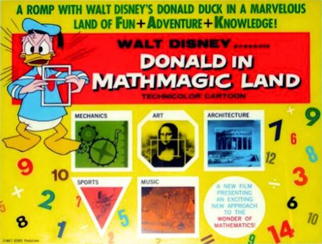 File:Donald in Mathmagic Land Poster.jpg