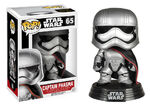 Funko Pop! Star Wars Captain Phasma