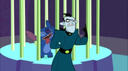 Stitch mimics drakken
