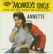 The Monkey's Uncle Annette