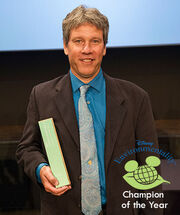 TomBaker EnvironmentalityChampion2015
