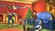 Goofy and Max Mickey's Twice Upon a Christmas 2