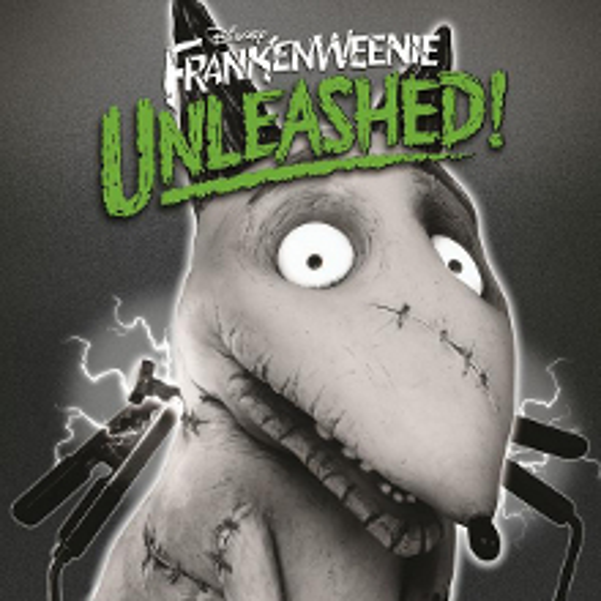 Frankenweenie Unleashed cover artwork