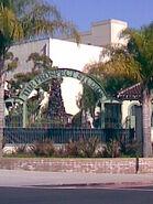 Prospect Studios gate