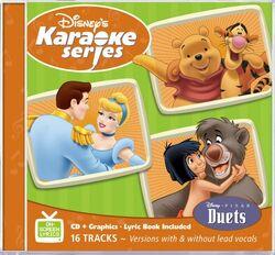 Disney karaoke series duets