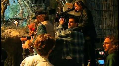 Muppet Treasure Island Commentary Hidden Treasure Video The Elephant Story