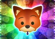 Nick Wilde Tsum Tsum Game