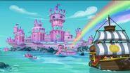 Pirate Princess castle