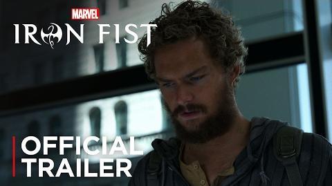 Marvel's Iron Fist Official Trailer HD Netflix