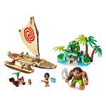 Moana's Ocean Voyage Playset by LEGO