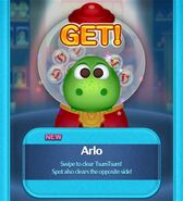 Disney Tsum Tsum Game Arlo