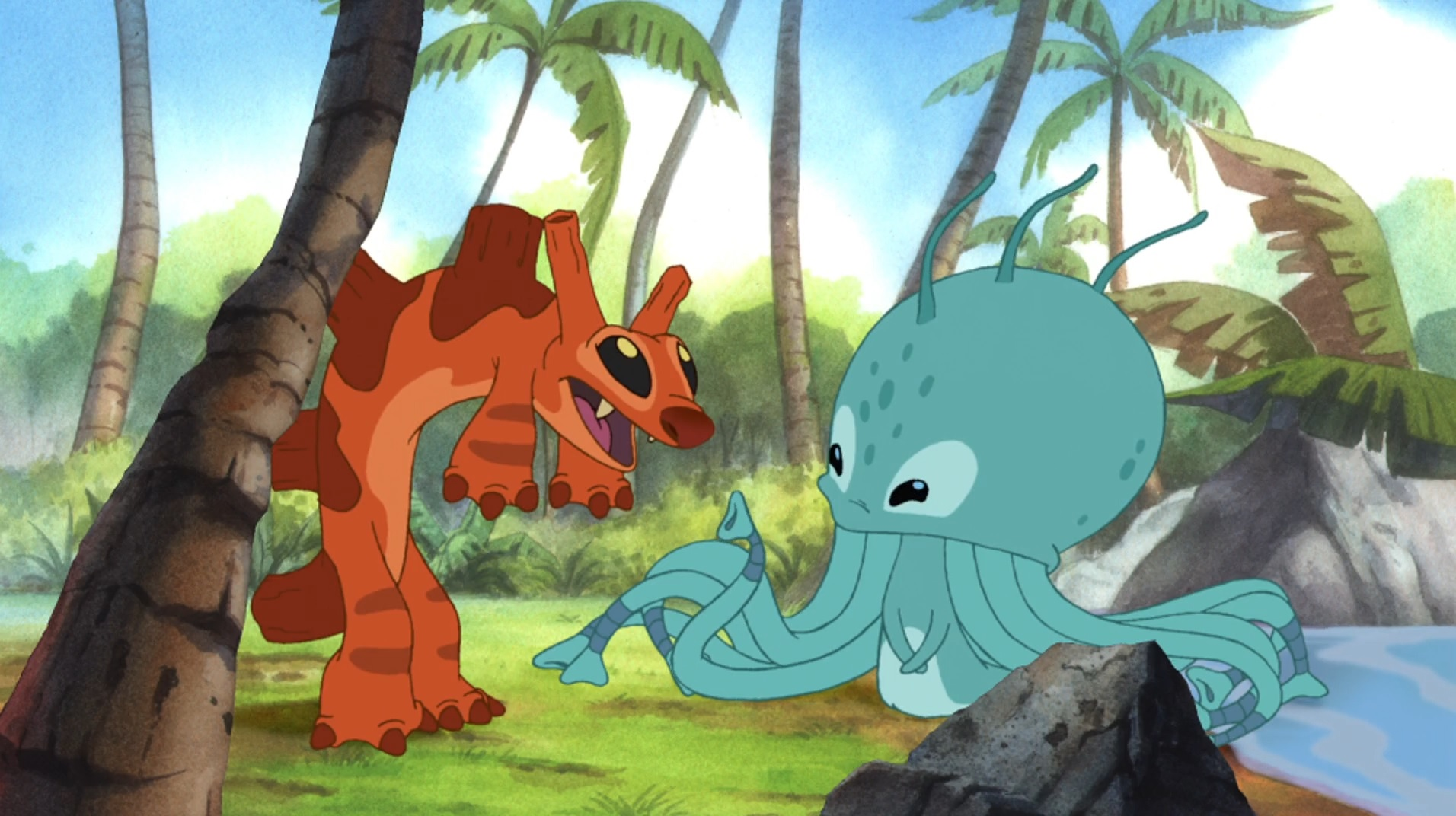 Lilo  Stitch Experiments  Characters  TV Tropes