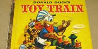 Donald Duck's Toy Train