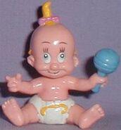 Baby Herman Figurine
