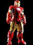 Iron Man Render