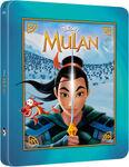 Mulan Steelbook