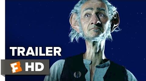 The BFG Official Trailer 1 (2016) - Theatrical Trailer