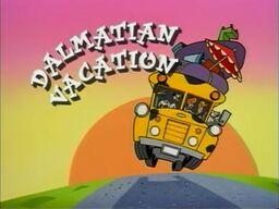 Title-DalmatianVacation