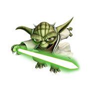 46 Wandsticker-Clone-Wars-Flying-Yoda-einzel-web