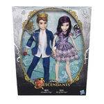 Ben and Mal Dolls 1