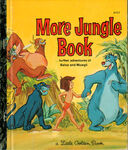 More Jungle Book Little Golden Book