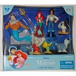 Little mermaid figures