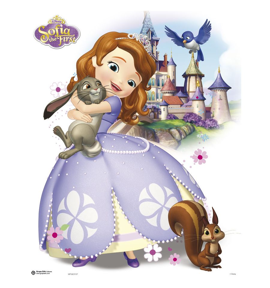 Disney princess sofia the first congratulate, what