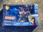 Aladdin Mega Minis Set