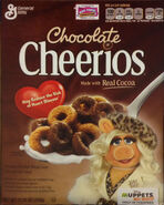 Cheerios-piggy