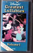 Disneys greatest lullabies vol 1