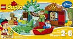LEGO-DUPLO-Jake-Peter-Pans-Visit-10526-Building-Toy-0-0