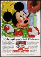 Disney christmas videos ad