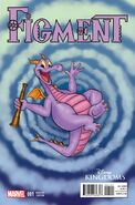 Figment 1 Variant Cover 2