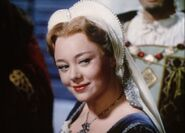 Glynis Jones in The Sword and the Rose