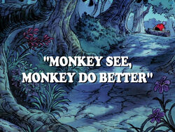 Monkey See, Monkey Do Better