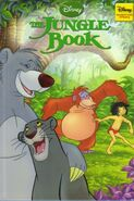 Jungle book disney wonderful world of reading hachette partworks