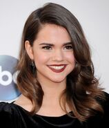 Maia-mitchell-at-2013-american-music-awards 8