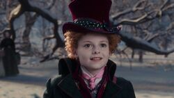 Alice Through The Looking Glass! 205