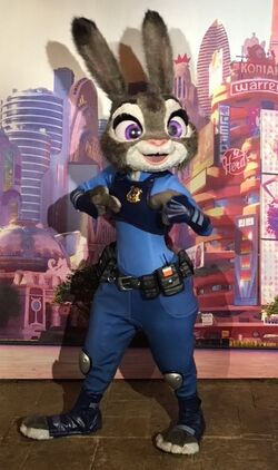Judy Hopps Disney Wiki Fandom Powered By Wikia