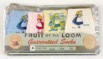 Fruit of the loom sock set blog
