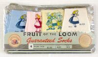 Fruit of the loom sock set blog