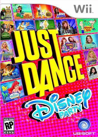 File:JDDP cover Wii.JPG