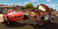 Lightning McQueen/Relationships